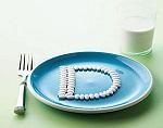 Американцами поставлена под сомнение польза кальция и витамина D