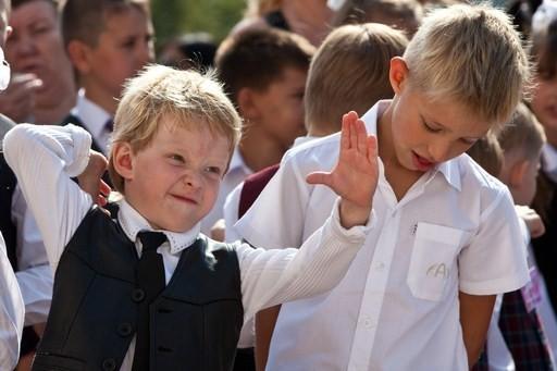 Поведение детей с СДВГ в школе