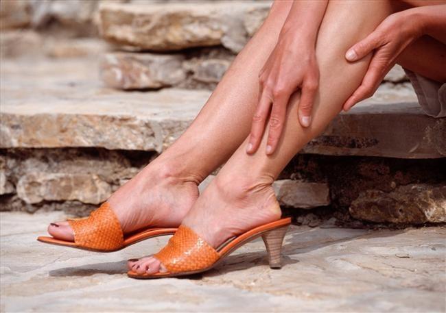 Симптомы миозита икроножных мышц