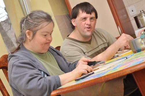 синдром дауна фото взрослых