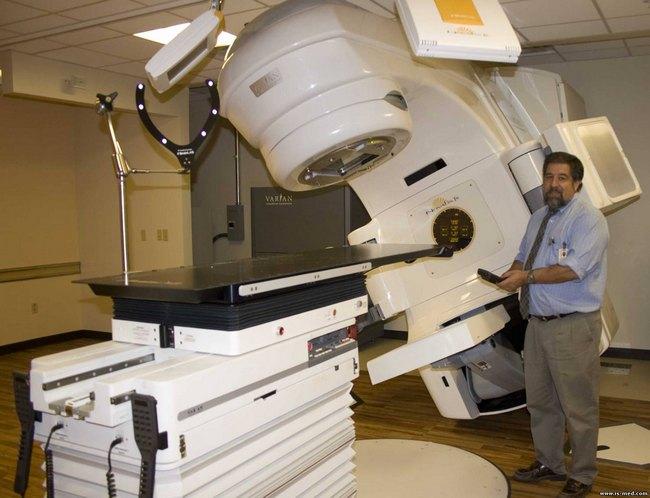 Аппарат для радиотерапии