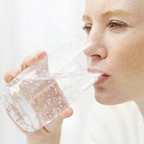 В период лечения потребляется много жидкости
