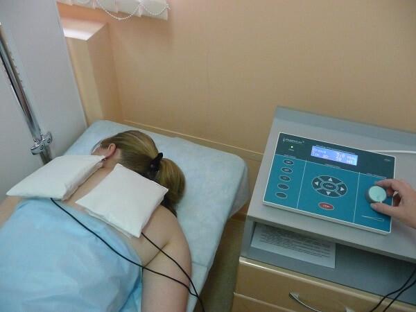 Диадинамотерапия при остеохондрозе шейного отдела