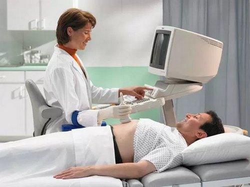 Проведение УЗИ брюшной полости
