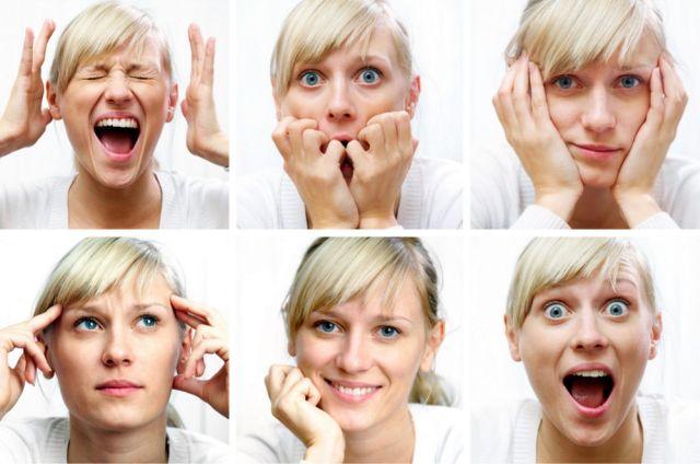Спектр эмоций при аффективных расстройствах