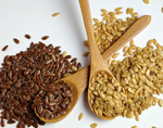 Очищение организма семенами льна