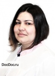 Бондарева Анастасия Николаевна
