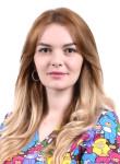 Маргиева Зарина Таймуразовна