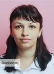 Толстошеева Виктория Владимировна