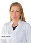 Саворовская Евгения Сергеевна