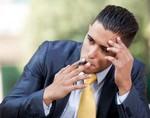 Курильщики, ищущие работу, зарабатывают меньше, чем некурящие