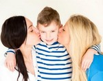 Здоровье не отличается у детей, выросших в однополых семьях