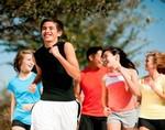 Поддерживайте хорошую физическую форму, чтобы сохранить функции легких