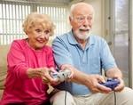 Компьютерные игры помогут предотвратить слабоумие