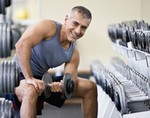 Занятия спортом помогут избежать мужчинам бесплодия