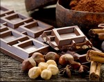 Шоколад как альтернатива лекарствам против атеросклероза