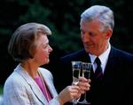 Алкоголь полезен для пожилых людей