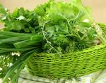 Зеленые листовые овощи снизят риск возникновения астмы у будущего ребенка