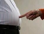 Мужчины с избыточным весом сталкиваются с дискриминацией