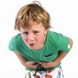 Боли в области пупка у ребенка