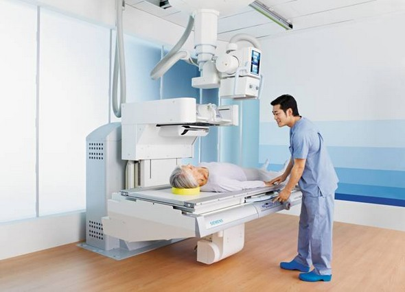 Рентгенологическое исследование внутренних органов