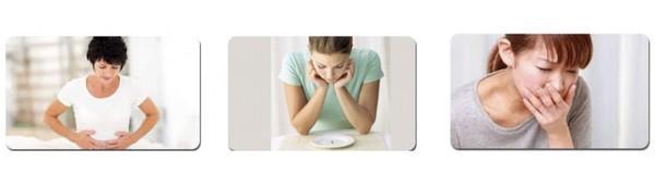 Симптомы гастроэнтерологических заболеваний